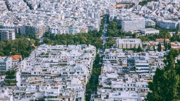 Μείωση παρουσίασαν οι τιμές στο κέντρο της Αθήνας