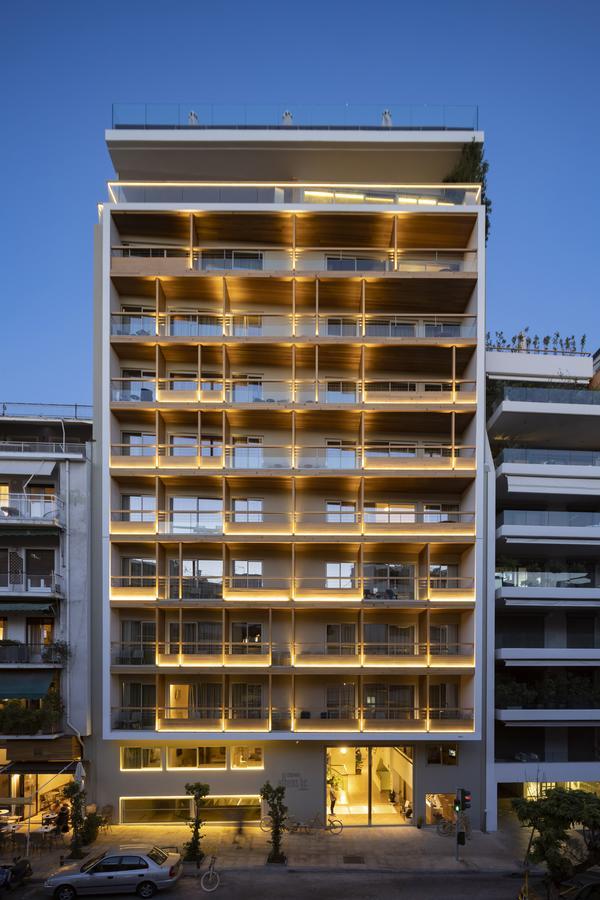 Το ξενοδοχείο Coco-Mat Athens BC στην Ακρόπολη