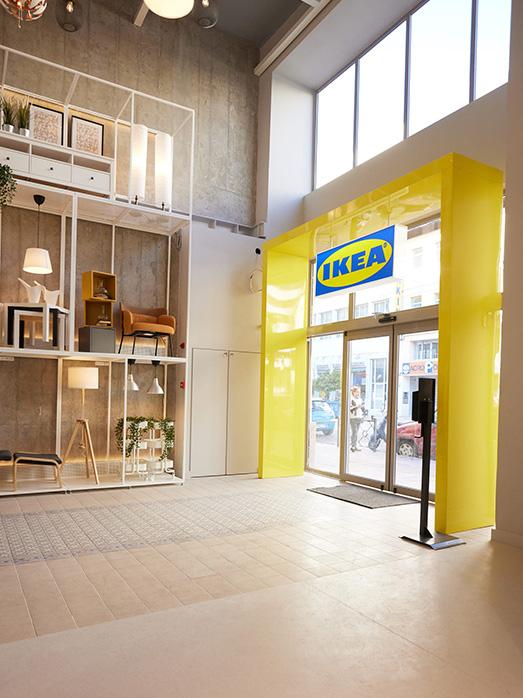 Το νέο IKEA νέας γενιάς στον Πειραιά