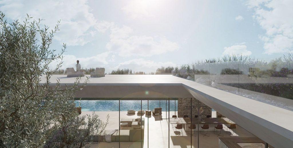 H Spiral Villa από την Omniview Design - Πηγή: Killada Hills / Omniview Design