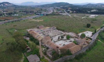 Το πρώην οινοποιείο Καμπά στην Παλλήνη, που θα μεταμορφωθεί σε Cambas Project