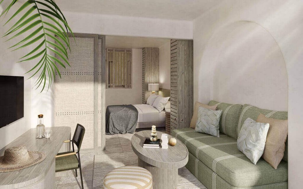 To νέο 5άστερο ξενοδοχείο Numo Ierapetra Beach Resort