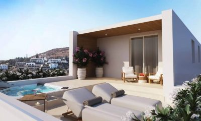Το νέο ξενοδοχείο 5 αστέρων Once in Mykonos