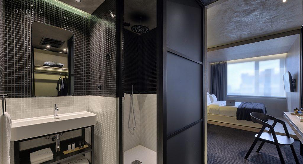 To νέο 5άστερο smart ONOMA Hotel στη Θεσσαλονίκη - Φωτό: onomahotel.com