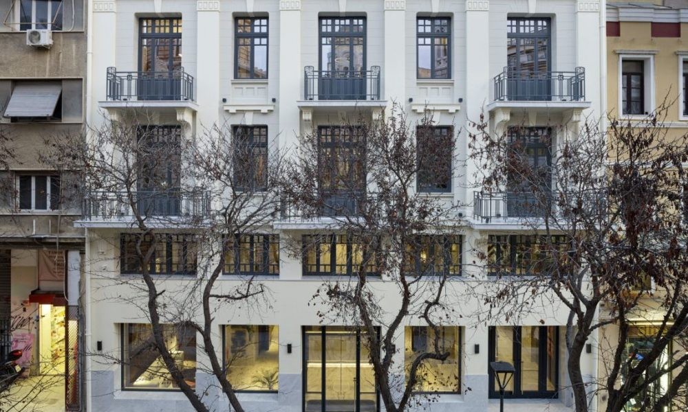 Τα κεντρικά γραφεία της Prodea Investments