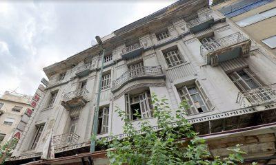 Το ιστορικό ξενοδοχείο Sans Rival στη Λιοσίων