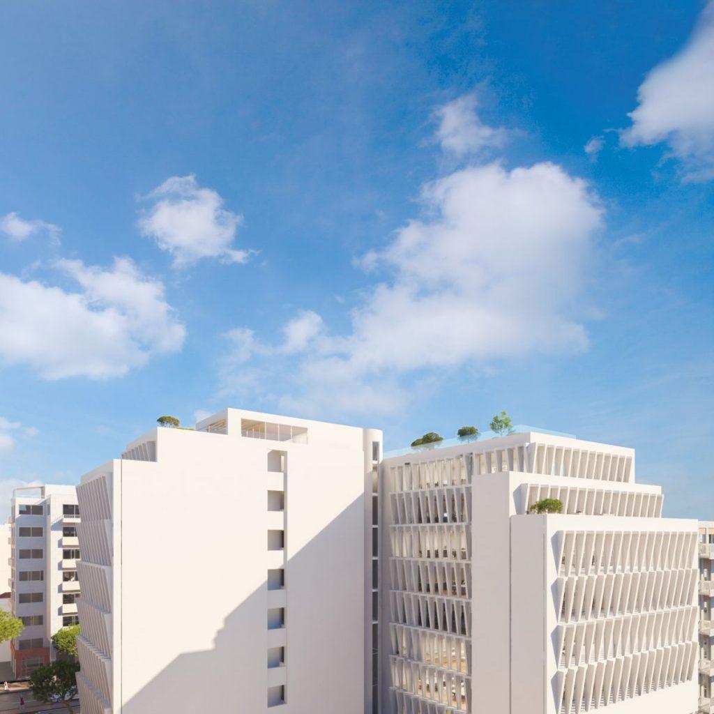 The Wave - To νέο κτίριο σύγχρονων γραφείων στη Λ. Συγγρού - Φωτό: Tsolakis Architects