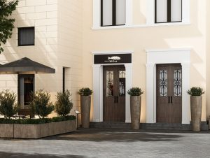 To νέο boutique Xenodocheio Milos στην Κολοκοτρώνη