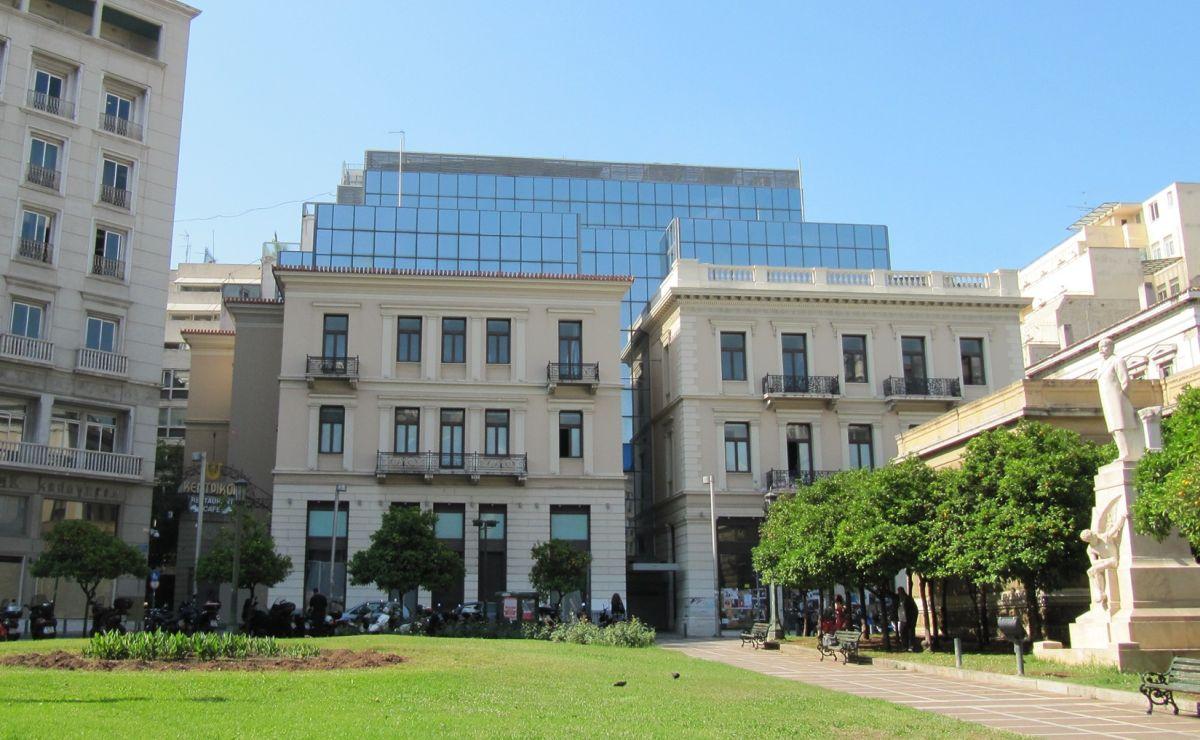 Το νέο Xenodocheio Milos στην Παλιά Βουλή