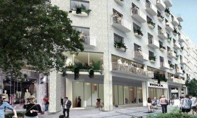 Το νέο urban ξενοδοχείο Zoia Aiolou στην Αιόλου - Φωτό: Zoia