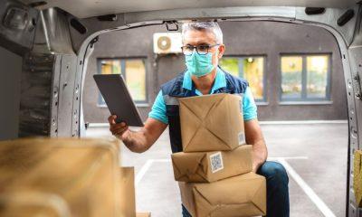 Ραγδαία αναπτύσσεται ο κλάδος των ταχυμεταφορών εν μέσω πανδημίας