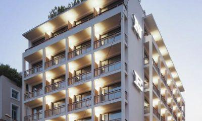 To New Hotel της YES Hotels στην Φιλελλήνων - Φωτό: YES Hotels