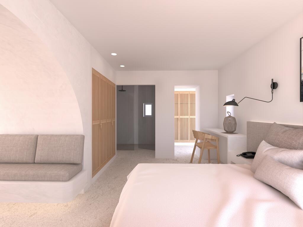Το νέο 5άστερο Paros Rocks Luxury Hotel & Spa στην Πάρο - Φωτό: Paros Rocks