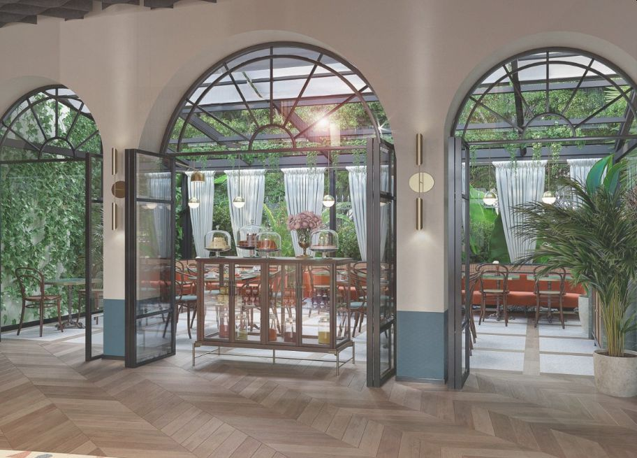 Το νέο boutique SAY Hotel στο Κεφαλάρι