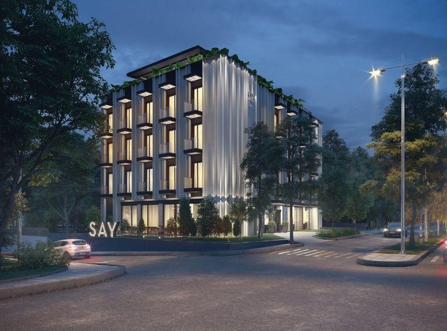 Το νέο boutique SAY Hotel στο Κεφαλάρι - Φωτό: SAY Hotel