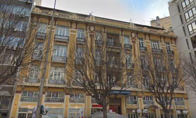 """Το ιστορικό ξενοδοχείο """"Βιέννη"""" στη Θεσσαλονίκη"""