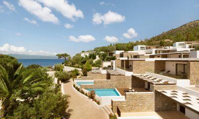 Το πολυτελές Wyndham Loutraki Poseidon Hotel στο Λουτράκι - Φωτό: Booking.com