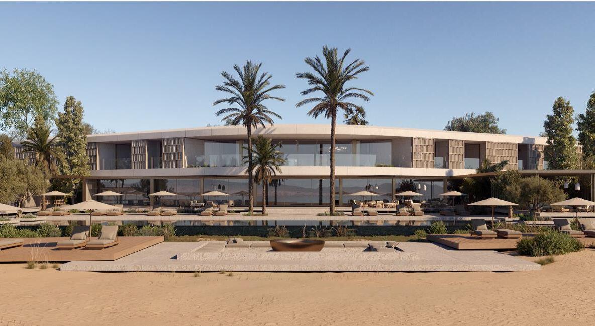 Η νέα μεγάλη τουριστική επένδυση με 5άστερο ξενοδοχείο στα Αστέρια της Γλυφάδας
