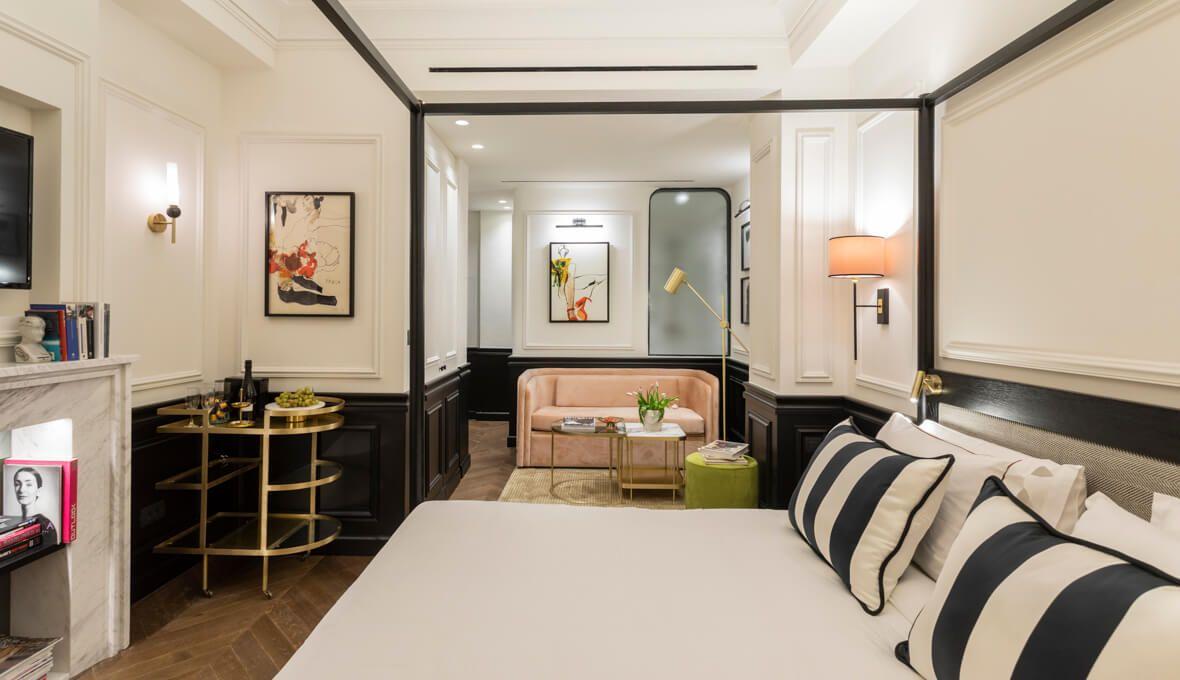 Το νέο boutique ξενοδοχείο Brown Townhouse Athens της Brown Hotels στην Αθήνα - Φωτό: Brown Hotels