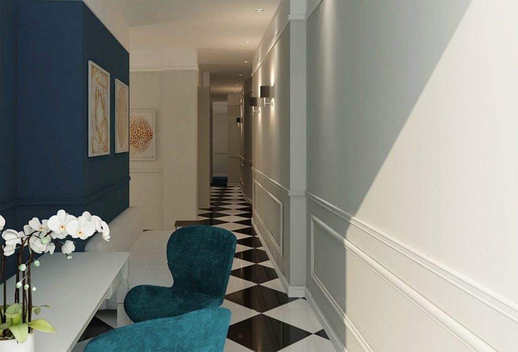To νέο boutique ξενοδοχείο Classic by Athens Prime Hotels στη Χαβρίου - Φωτό: Athens Prime Hotels