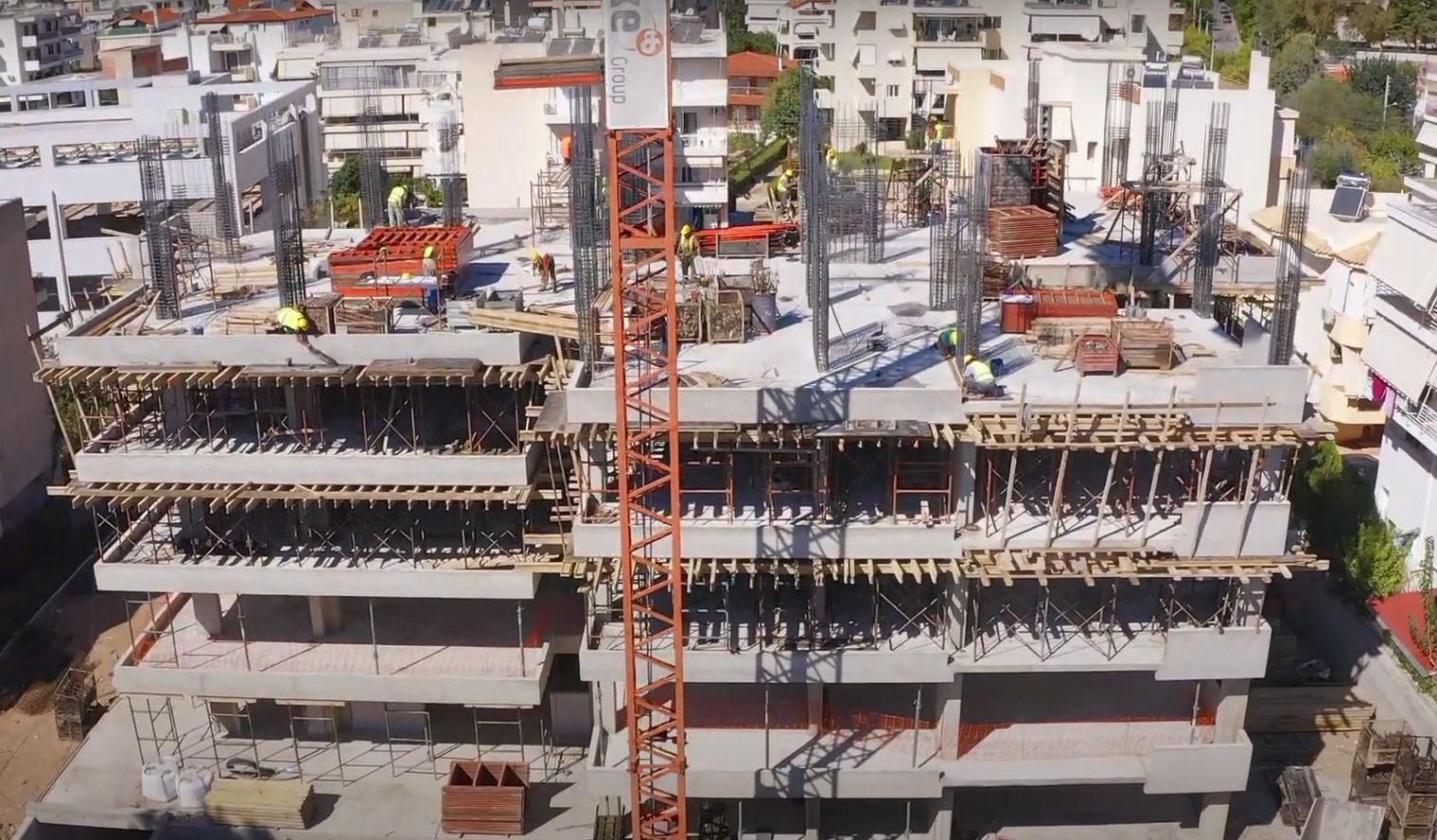 Το νέο κτίριο κατοικιών της Ten Brinke στη Γλυφάδα