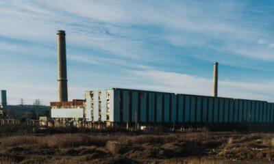 Εγκαταλελειμμένο βιομηχανικό κτίριο σαν αυτό υπάρχουν πολλά σε όλη την Ελλάδα - Πηγή: Unsplash