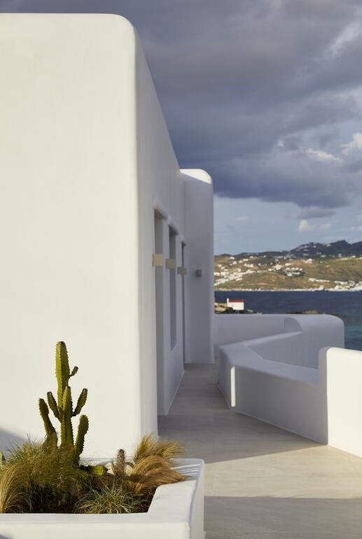 Το πολυτελές Aeonic Suites & Spa στη Μύκονο - Φωτό: Aeonic Suites & Spa