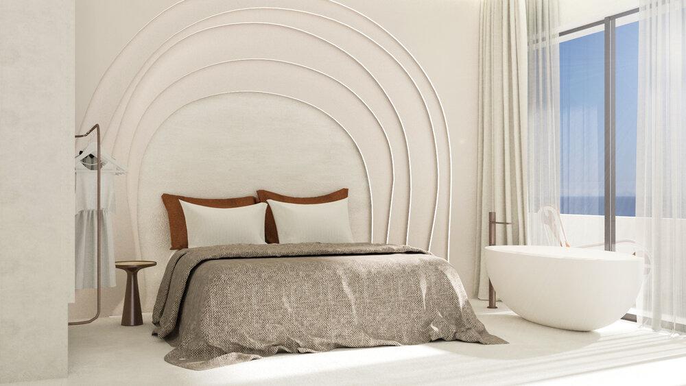 Το νέο 5άστερο ξενοδοχείο Brown Beach Corinthia στους Αγίους Θεοδώρους - Πηγή: Brown Hotels