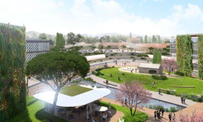 Το νέο Cambas Park στην Παλλήνη - Φωτό: REDS