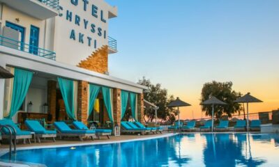 Το νέο ξενοδοχείο της Best Western στην Άνδρο