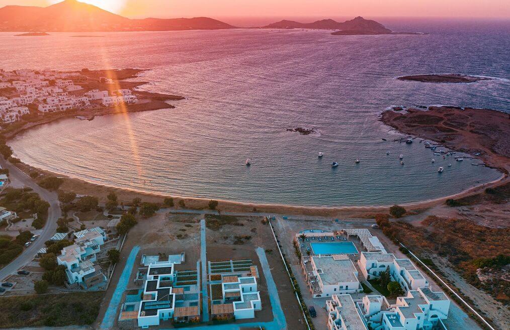 Το νέο πολυτελές Cove Paros στη Νάουσα Πάρου