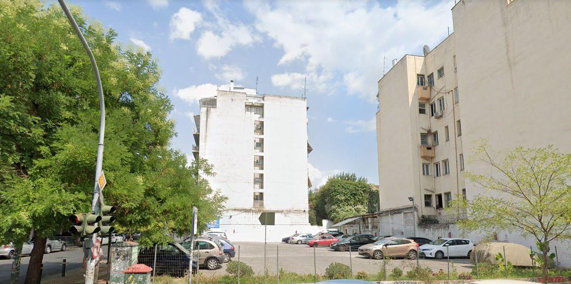 Το οικόπεδο που θα γίνει το νέο ξενοδοχείο 4 αστέρων κοντά στο Αρχαιολογικό Μουσείο Αθηνών