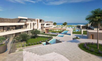 To νέο 4άστερο Myrion Beach Resort & Spa στο Γεράνι Χανίων - Φωτό: Myrion Beach