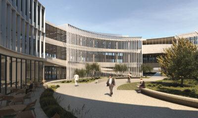 Τα σχέδια για το νέο σύγχρονο κτίριο γραφείων Kaizen Campus στο Μαρούσι - Πηγή: ASPA Design