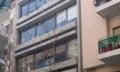 Το κτίριο γραφείων στην Ιπποκράτους που πουλάει το ΤΑΙΠΕΔ - Πηγή: ΤΑΙΠΕΔ