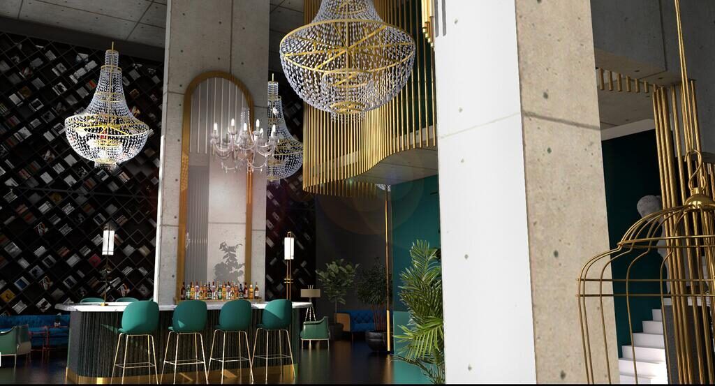 Το νέο Lighthouse Athens της Brown Hotels στην Ομόνοια - Πηγή: Booking.com