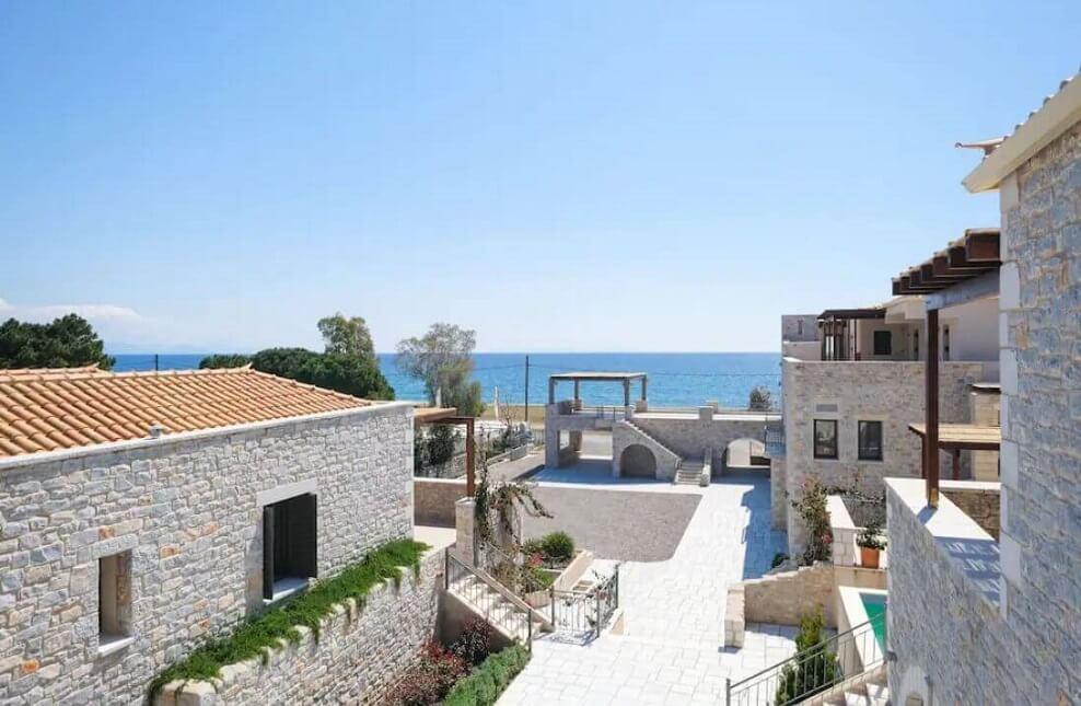 Το νέο 4άστερο ξενοδοχείο Margo Beach στη Λακωνία - Πηγή: Booking.com