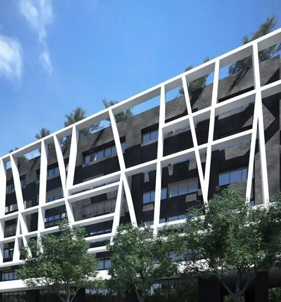 Tο νέο κτίριο γραφείων 80 στη Μιχαλακοπούλου στο πρώην κτίριο του ΔΟΛ
