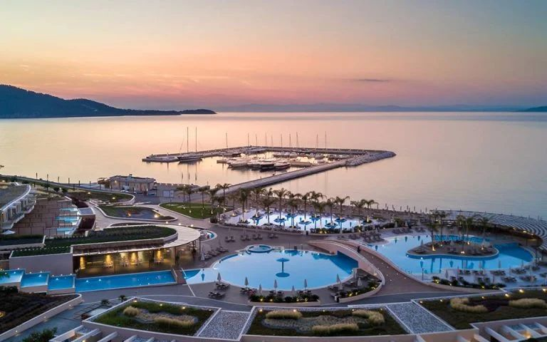 To Miraggio Thermal Spa Resort στη Χαλκιδική - Φωτό: Miraggio Thermal Spa Resort