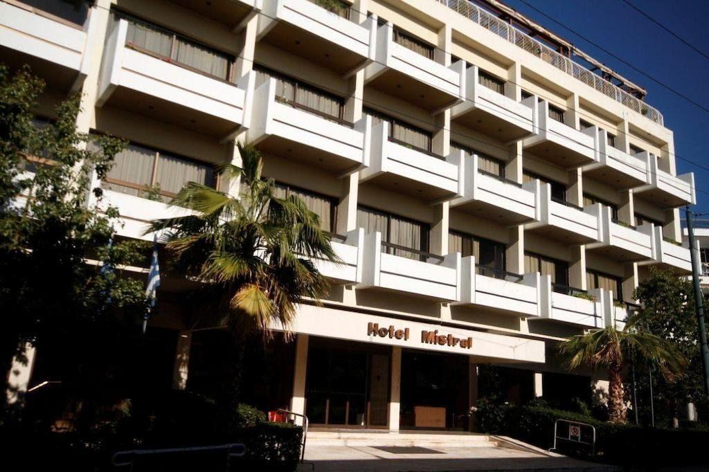 Το ξενοδοχείο Mistral στην Καστέλλα
