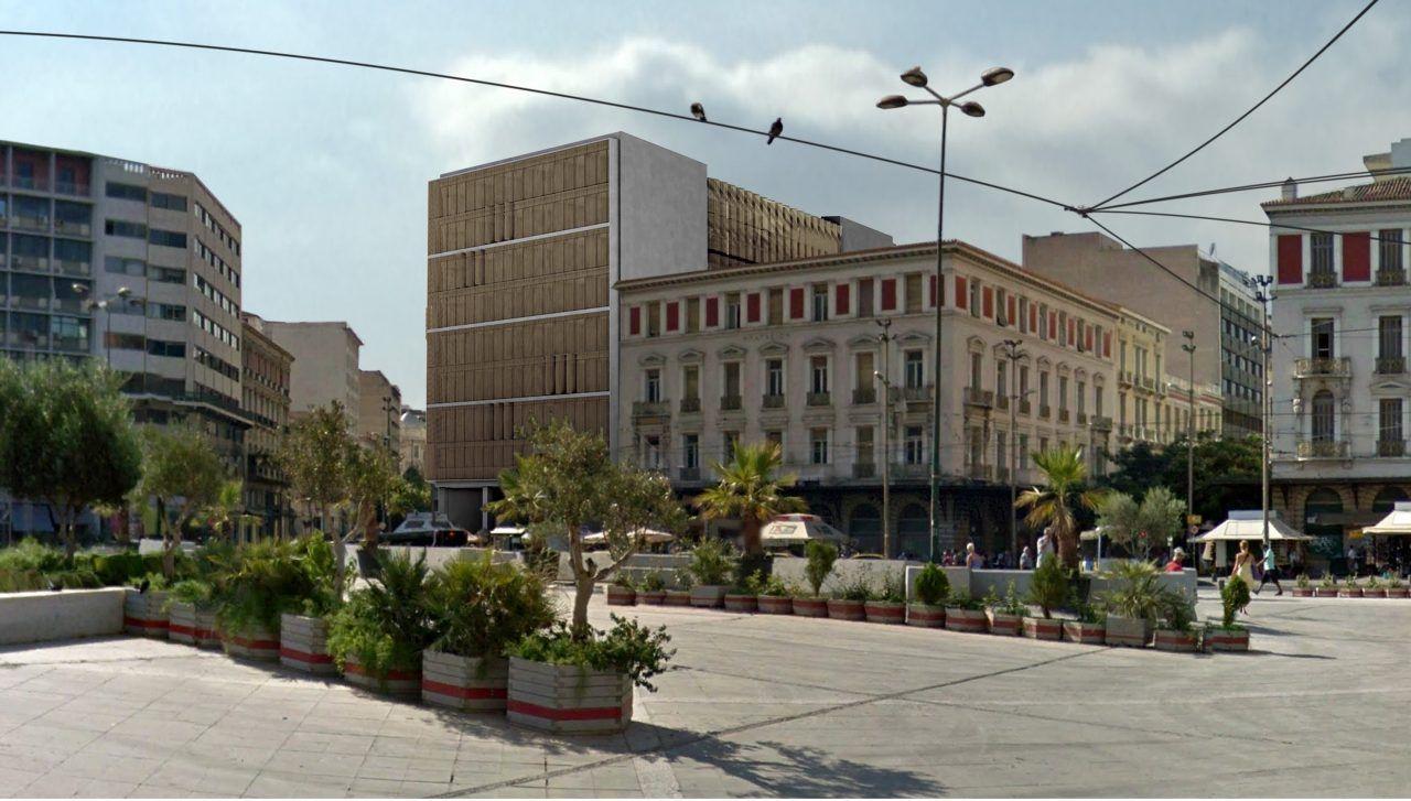 Το νέο ξενοδοχείο Moxy στο Σαρόγλειο Μέγαρο στην Ομόνοια
