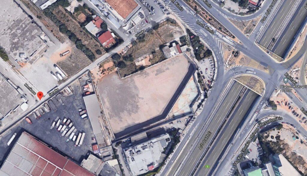 Η περιοχή που θα κατασκευάσει ο ΑΝΤΕΝΝΑ τα νέα του γραφεία και studios
