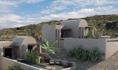 To νέο 5άστερο ξενοδοχείο Nimbus Santorini - Πηγή: Nimbus Santorini