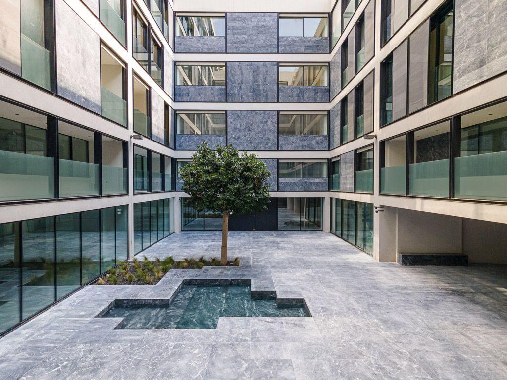 To συγκρότημα πολυτελών κατοικιών One Athens στο Λυκαβηττό - Πηγή: Engel & Völkers