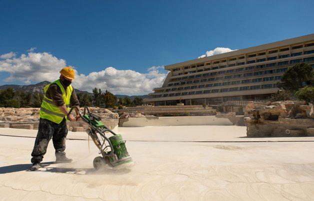 Τα έργα ανακαίνισης στο συγκρότημα Porto Carras to 2021