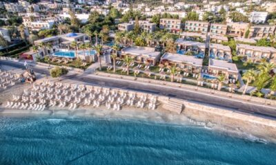 To Blue Sea Beach στο Ηράκλειο Κρήτης - Πηγή: Melia Hotels International