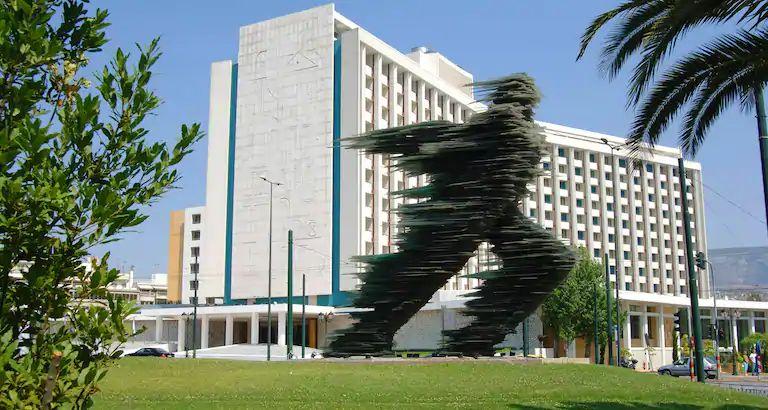 Το Hilton Athens - Πηγή: Hilton.com