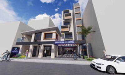 Το νέο 4άστερο Hyperion City Hotel στα Χανιά - Πηγή: Hyperion City Hotel