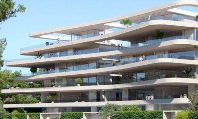 Το νέο οικιστικό συγκρότημα ICON Living Project στη Γλυφάδα - Πηγή: City 1 Group