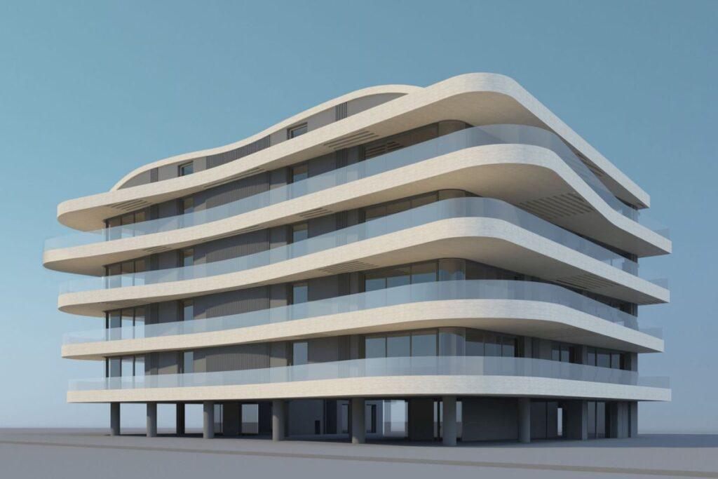 Το νέο οικιστικό project Idylle στον Άλιμο - Πηγή: City 1 Group